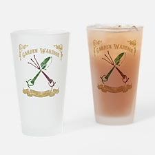 GardenWarrior Drinking Glass