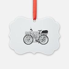 Commuter Bike Ornament