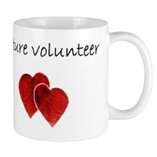 future volunteer Mug