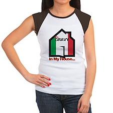 Gravy in my house 7x7up Women's Cap Sleeve T-Shirt