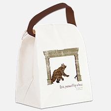 ShakesBear Canvas Lunch Bag