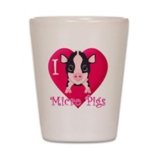 Micropig_N_multi Shot Glass
