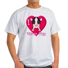 Micropig_N_multi T-Shirt