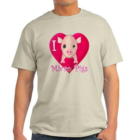 Micropig_N_pig Light T-Shirt