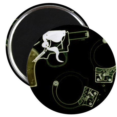 """XRAY 2.25"""" Magnet (100 pack)"""