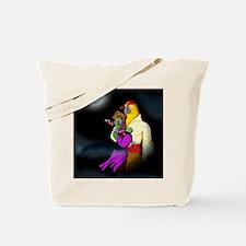CARD3_PIRATE_ROMANCE Tote Bag
