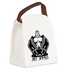 Jiu Jitsu Canvas Lunch Bag