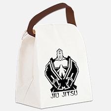 Jiu Jitsu Canvas Lunch Bag