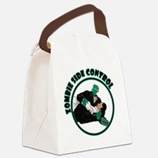 zombvuecontrol Canvas Lunch Bag