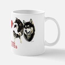Alaskan Mal Lic Mug