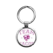 teambd2 Round Keychain