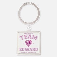 teambd4 Square Keychain