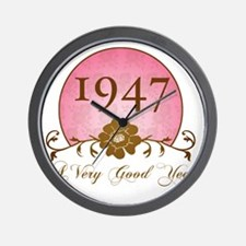Sunrise1947 Wall Clock