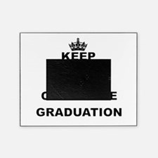 KEEP CALM AND CELEBRATE GRADUATION Picture Frame