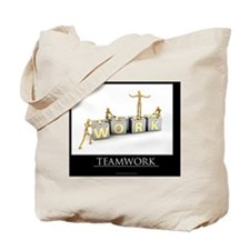 teamwork_mannequins_03 Tote Bag