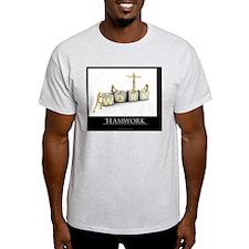 teamwork_mannequins_03 T-Shirt