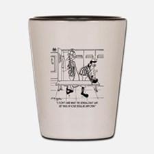 6704_referee_cartoon Shot Glass