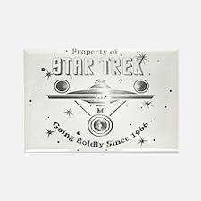 property of trek chrome png copy Rectangle Magnet