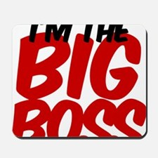 BIGBOSS Mousepad