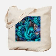 Blue World 8000x6000 (C) Tote Bag