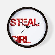 MRSTEAL2 Wall Clock