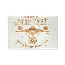 property of trek copper copy Rectangle Magnet