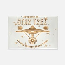property of trek copper copy Rectangle Magnet