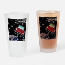 8638_GPS_cartoon Drinking Glass
