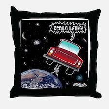 8638_GPS_cartoon Throw Pillow
