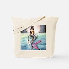 enchanted sew square cp Tote Bag