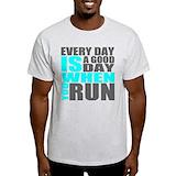 Runners Mens Light T-shirts