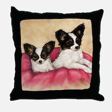 pups Throw Pillow