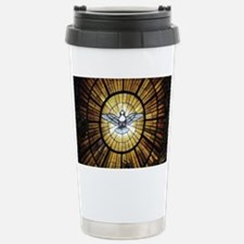 Dove Window at St Peters Basili Travel Mug