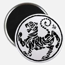 TigerOriginal5Inch Magnet