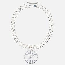 CO2013 Track Grey Distre Bracelet