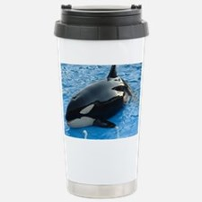 OrcaMiniWallet Stainless Steel Travel Mug