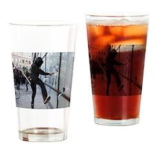 riotwallet Drinking Glass