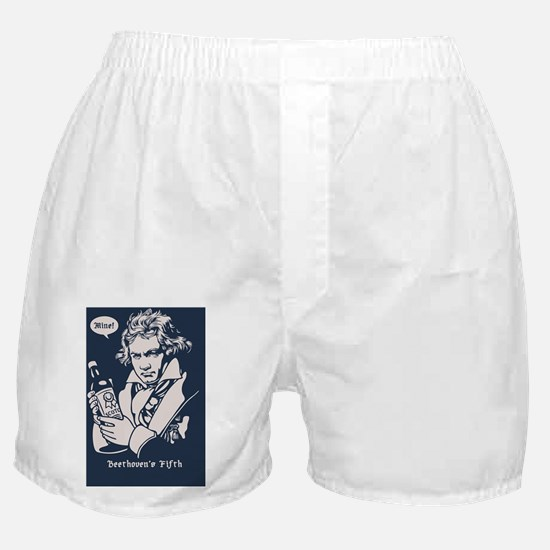 beeth-fifth-BUT Boxer Shorts