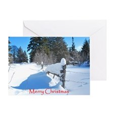 Malad Summit Greeting Card