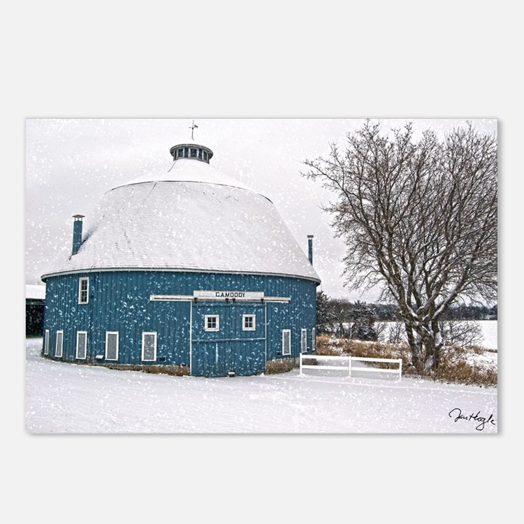 Moody Blue 11.5x9 200 Postcards (Package of 8)
