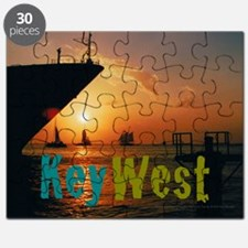 11.5x9at255SunsetShipKW Puzzle