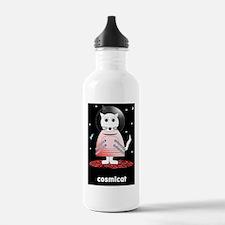 cosmicatcropped Water Bottle