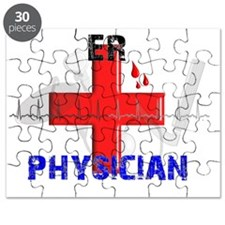 ER Physician RED Cross 2012 Puzzle