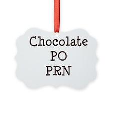 FIN-chocolate-po-prn-TRANS Ornament