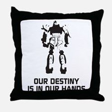 Our Destiny Throw Pillow