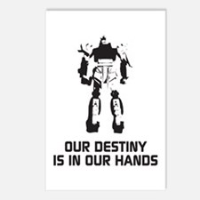 Our Destiny Postcards (Package of 8)