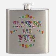 clown Flask