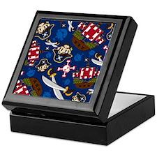 Pirate Pad15 Keepsake Box