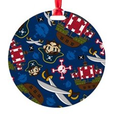 Pirate Pad15 Ornament