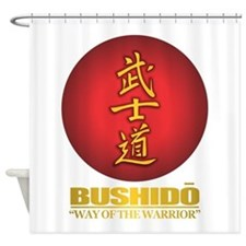 bushido Shower Curtain